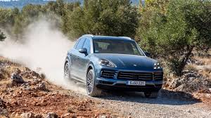 porsche suv inside 2017 porsche cayenne review still the sports car of suv world