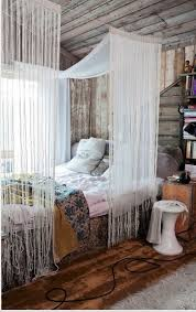 Curtain Beds Best 25 Curtains Above Bed Ideas On Apartment Bedroom