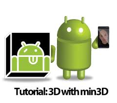 android model matd s homepage tutorial load a 3d obj model with min3d for