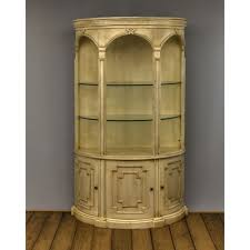 3 Door Display Cabinet Calais 3 Door Display Cabinet Bookcases Display Cabinets