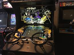 death race now at galloping ghost arcade galloping ghost arcade