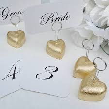 brass table number holders coffee table glass table numbers gold wedding place cards brass