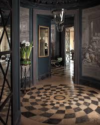 the gilded age paris apartments elle decor and wallpaper panels