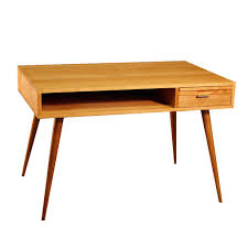 Mid Century Modern Desk Mid Century Modern Desk Wood Revival