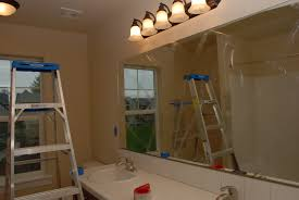 How To Remove Bathroom Mirror Removing Builder S Grade Mirror Tell Er All About It