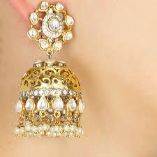 rajputi earrings rajasthani rajputi jewellery to look royal this wedding season