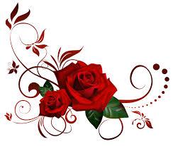 roses decor by lyotta on deviantart