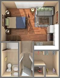 Best  Tiny Studio Apartments Ideas On Pinterest Tiny Studio - Interior design for studio apartments