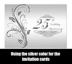 ideas to celebrate silver wedding anniversary how to celebrate
