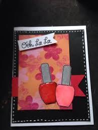 teenage handmade birthday card kaarten allerlei pinterest