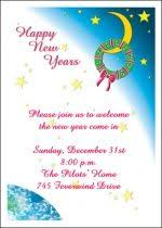 new year invitation card find lots of creative new year s party invitations with