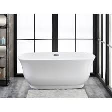 Acrylic Freestanding Bathtub Acrylic Tubs Store Shop The Best Deals For Nov 2017 Overstock Com