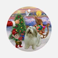 dog breed christmas ornament cafepress