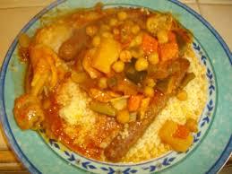 cuisiner couscous recette de couscous poulet merguez la recette facile