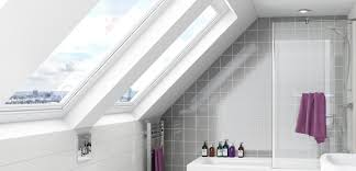 how to design a spacious loft bathroom more beautiful and tidy