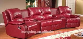 Lazy Boy Leather Reclining Sofa Theater Recliner Sgmun Club