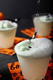 halloween drinks melting monster halloween punch the speckled palate