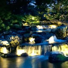 Led Outdoor Landscape Lighting Blue Landscape Lights Canadiantruckfest