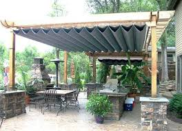 Pergola Coverings For Rain by Retractable Sun Shade For Pergola U2013 Telefonesplus Com