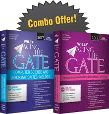 wiley acing the gate computer science and information technology