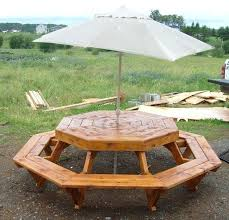 Octagon Patio Table Plans Octagon Wood Picnic Table Wood Octagon Picnic Table Octagon Wood