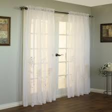 hydrangea faux linen panel and valance curtainshop com