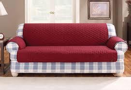 Duck Cotton Slipcovers Sure Fit Cotton Duck Sofa Pet Throw