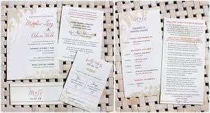 Destination Wedding Itinerary Welcome Itinerary Archives Emdotzee Designs