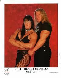 Triple H U0026 Chyna My Favorite Superstars Pinterest