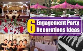 home decoration for engagement party top bridal shower everything