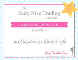 tooth fairy certificate template blank staff appraisal form