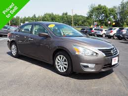 nissan altima 2013 lease used 2013 nissan altima for sale in lebanon nh stock nr7067a