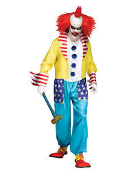 wicked clown halloween costume for horror parties horror shop com