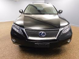 lexus 450h hybrid battery price 2012 used lexus rx 450h awd 4dr hybrid at north coast auto mall