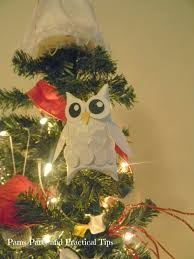 pams party u0026 practical tips my woodland themed christmas tree