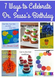 Dr Seuss Decorations 7 Ways To Celebrate Dr Seuss U0027s Birthday Building Our Story