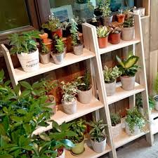 Wooden Patio Plant Stands by Plant Stand Outdoor Plant Shelves Racks For Plants Quick And