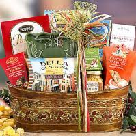Food Gift Delivery Italian Food Basket Delivery Gourmet Italian Gift Baskets