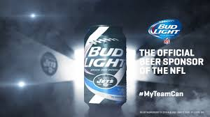 order nfl bud light cans nfl fans can now rep their set with these limited edition bud light