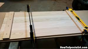 Build A Wooden Table Top by How To Build A Wood Coffee Table Howtospecialist How To Build