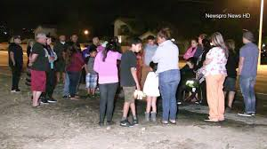 2 children among 4 family members killed in fiery rollover crash