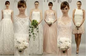 wedding dress brokat trend bridal in new york bridal fashion week for online