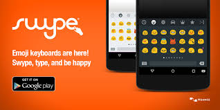 keyboard emojis for android swype on android gets new themes intuitive emoji support and more