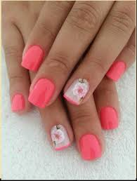gel manicure nail designs easy way nail art with you in pictures
