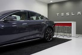 tesla u0027s deliveries miss due to u0027extreme u0027 production ramp up