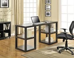 amazon com ameriwood home parsons deluxe desk espresso kitchen
