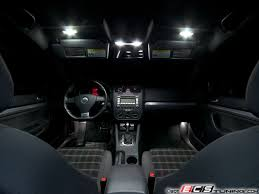 Gti Interior Ecs News Volkswagen Mkv Golf Gti Interior Led Lighting Kit