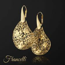 italian jewellery designers francell francelli italian gold jewelry jevellery