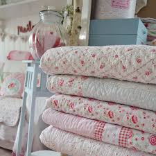 shabby cottage home decor lelofee on instagram gorgeous greengate quilts in anke u0027s