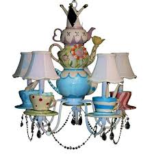 Mad Hatter Tea Party Centerpieces by Alice In Wonderland Chandelier Mad Hatter Tea Party Decor